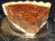 Pecan Pie - Loaded with Pecans & just a hint of Maple!
