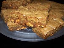 Butterscotch Blondies are Back!